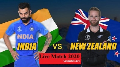 india vs newzealand match