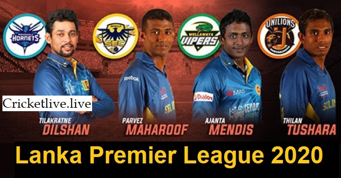 Lanka Premier League 2020