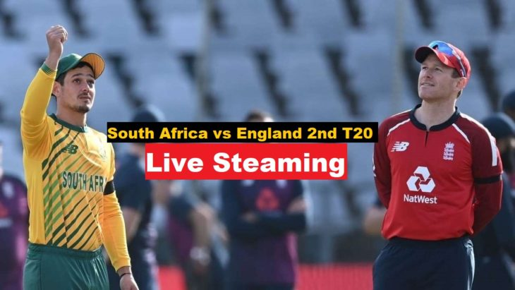 South Africa vs England Live Match